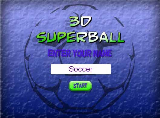 3D Superball онлайн