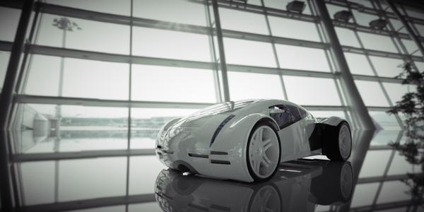 Lexus 3D 2