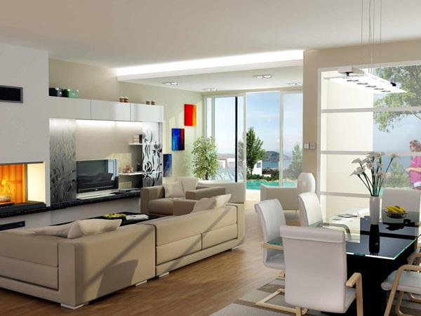 3D комната 3