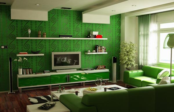 3D комната 5
