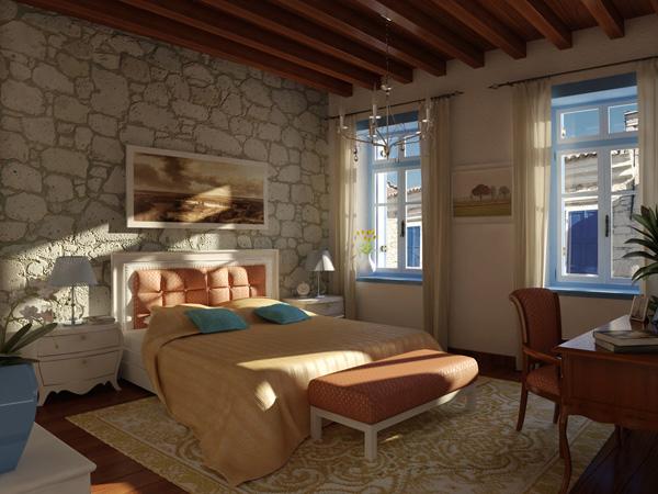 3D комната + мебель