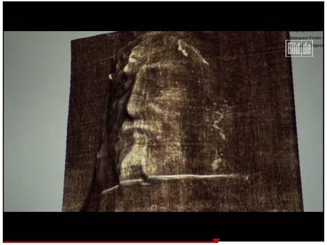 Образ Иисуса Христа 3D
