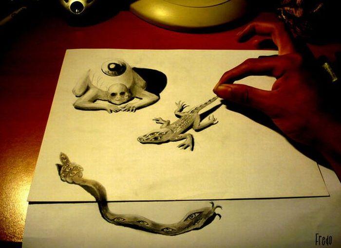 snake3D