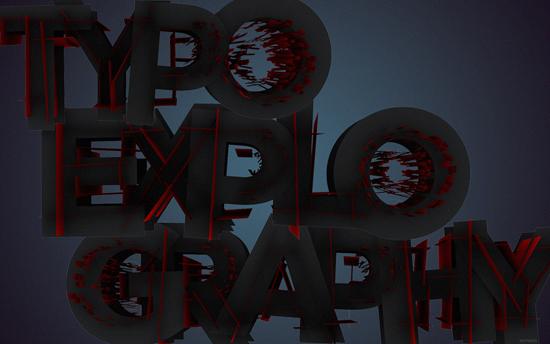 3d шрифты картинка