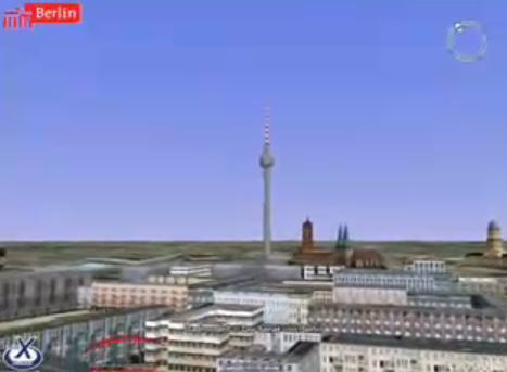 Берлин 3d