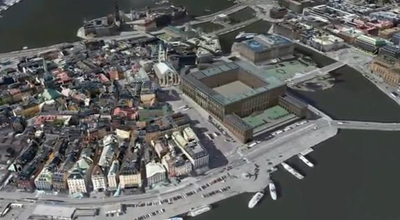 Стокгольм 3d