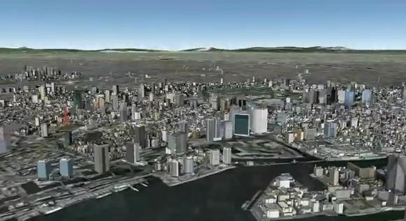Токио 3d