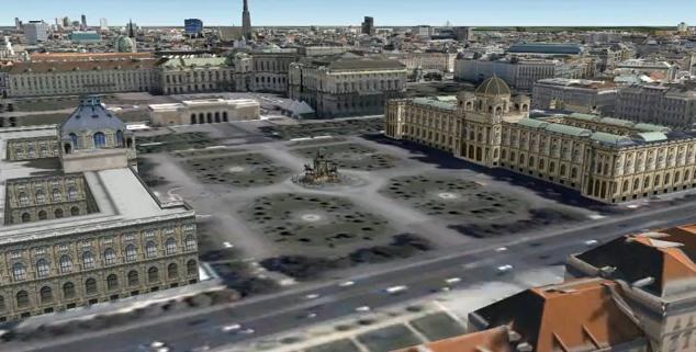Вена 3D