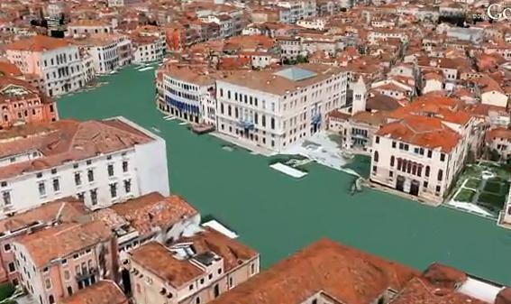 Венеция 3d