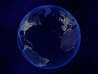 Ночная Земля 3D