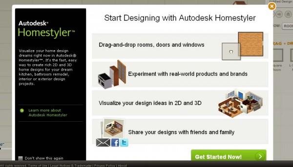 Редактор для интерьера 3D