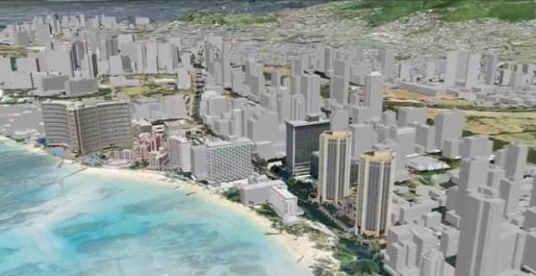 Гаваи 3D