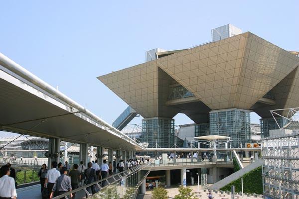 Tokyo Big Sight в Японии