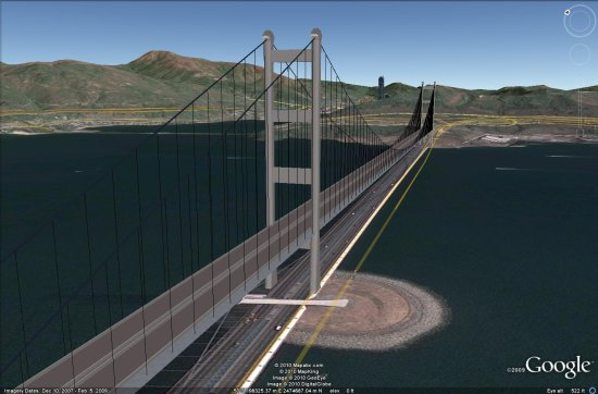 мост-Tsing-Ma