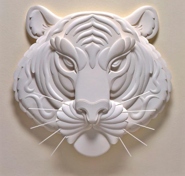 Тигр бумажный