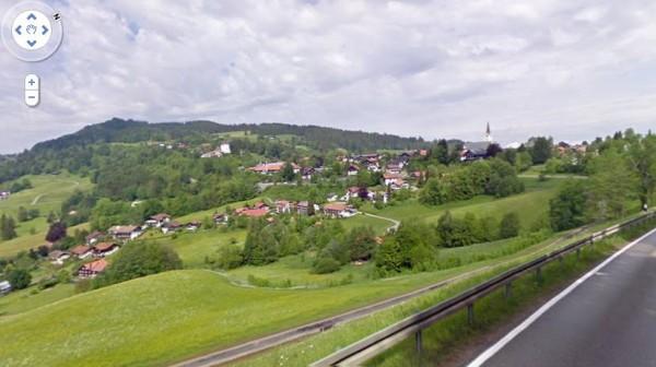 Street-View в Германии