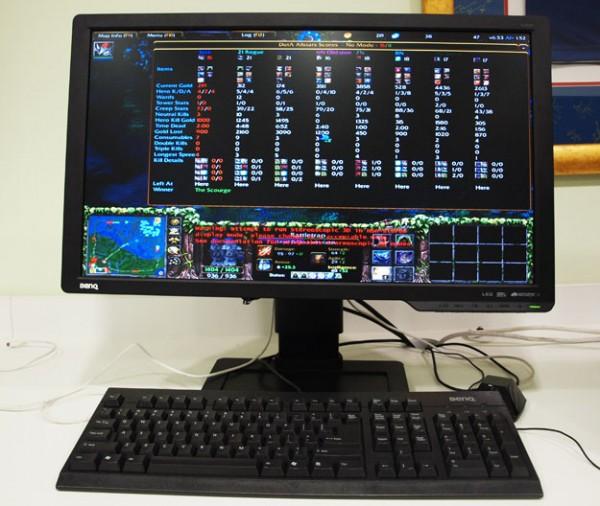 Монитор BenQ XL2410T