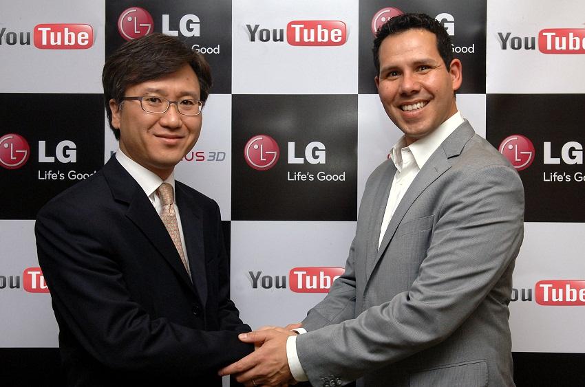 LG-YouTube
