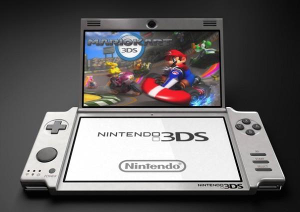 Приставка Nintendo 3DS будет иметь 3D без очков