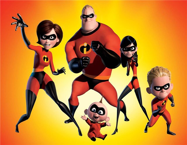 supersemejka-the-incredibles