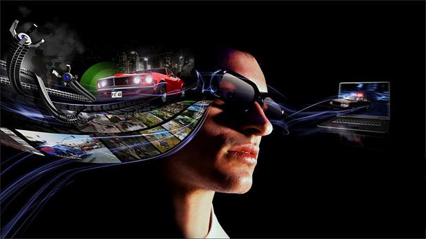 nvidia 3d vision live