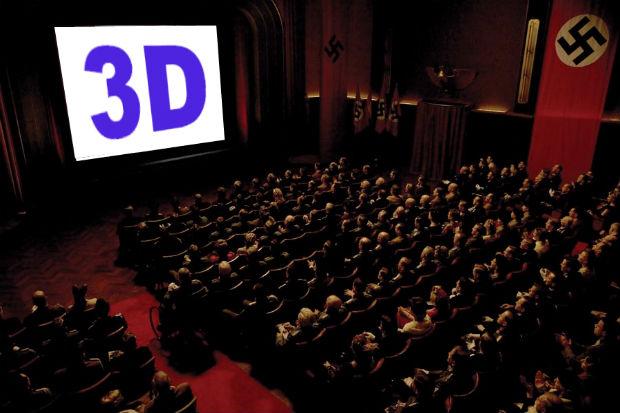 Возможно 3D формат разработали фашисты
