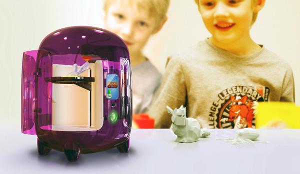 3D принтер для детей