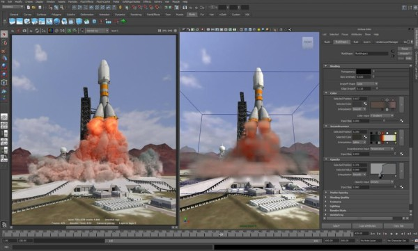 Autodesk 3D Maya