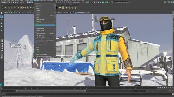 Autodesk 3D Maya 2